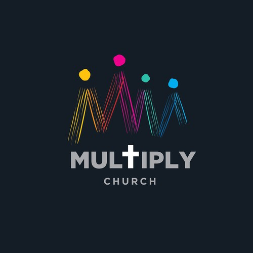 Multiply Church - A New Church Looking For Logo And Branding