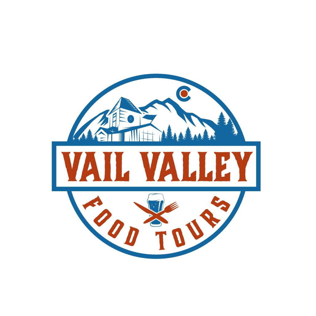 Design a fresh logo for a food and brew tour in Vail Colorado!