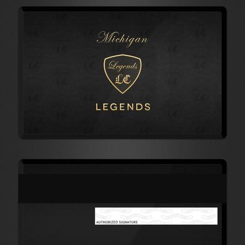 Legends Card needs a new design