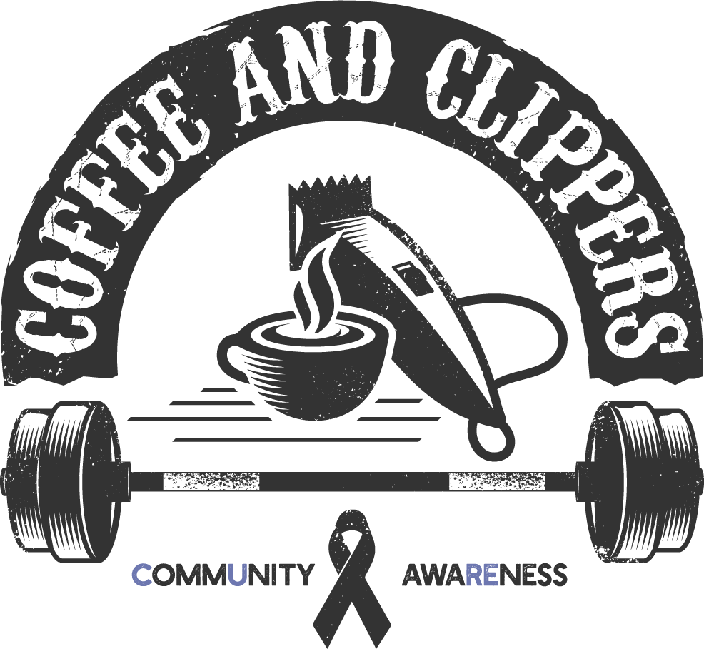 Coffee And Clippers was set up as a fund raiser to build funds and awareness for testicular cancer a