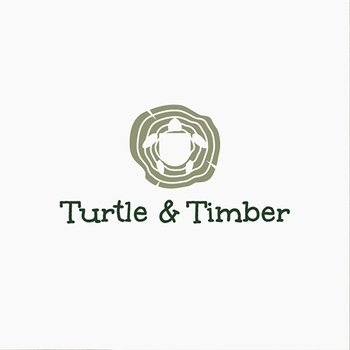 Sustainable Toy brand Turtle & Timber seeks playful, fun but professional logo design