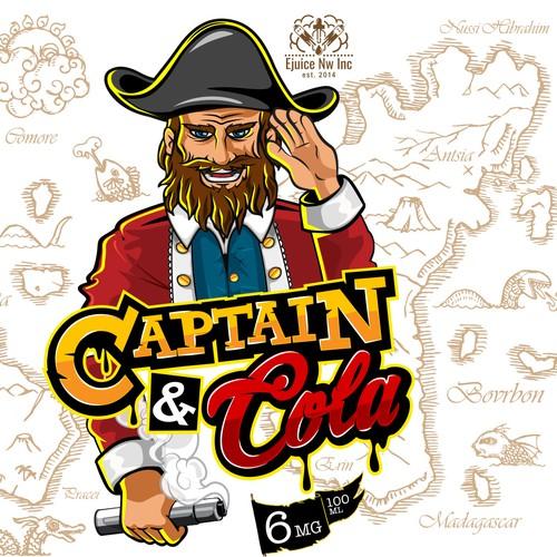 captain cola