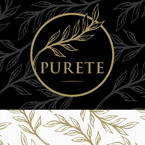 "eye catching logo for our healthy food brand ""Purete"""