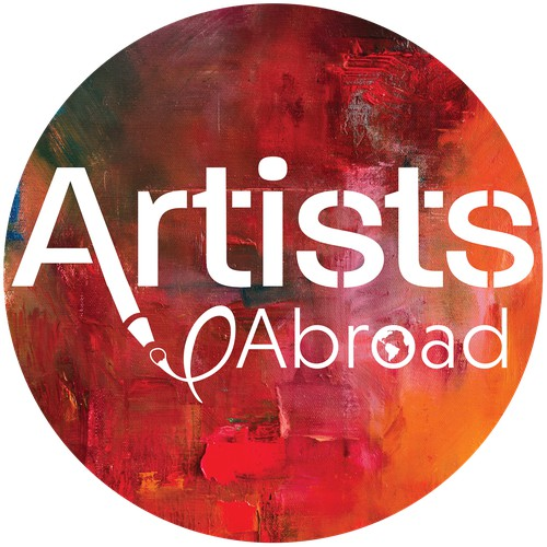 Logo Concept for International Artists NonProfit