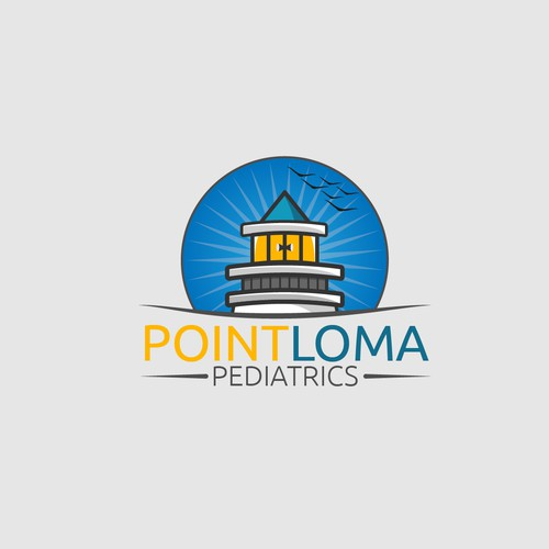 Point Loma Logo Concept