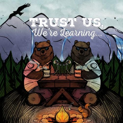 Trust us podcast