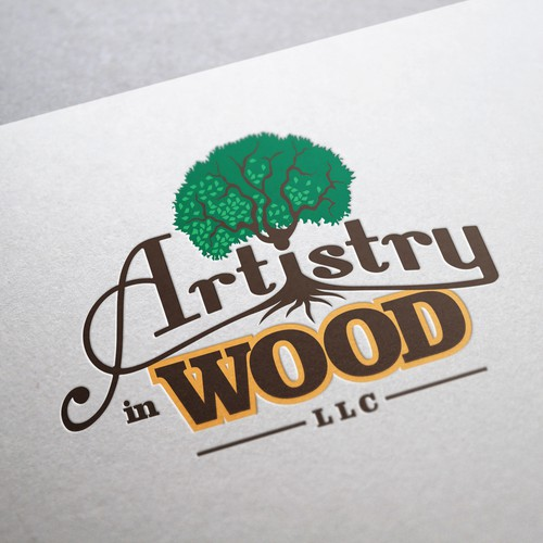 Furniture company logo
