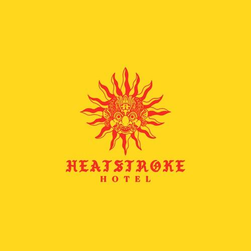 Logo for Heatstroke Hotel