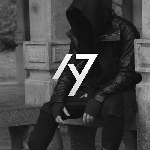 AY7 monogram