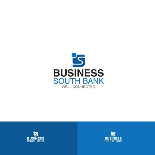 Logo for bank