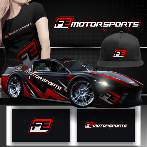 Motorsport workshop needs a new Logo