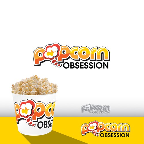 New logo wanted for Popcorn Obsession