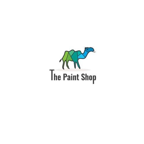 Elegant Paint Company Logo