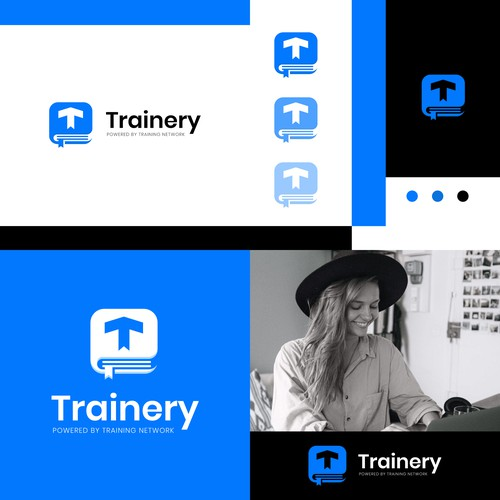 Trainery logo concept