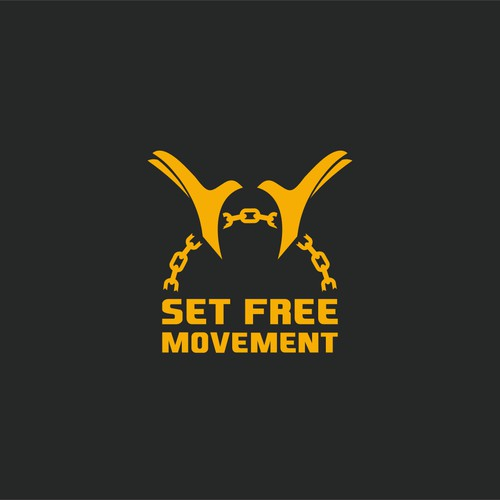 Set Free Movement and Help End Slavery Logo