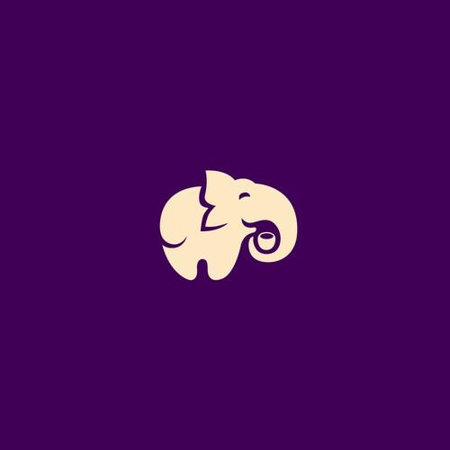 Logo for a liquid Thai tea concentrate.