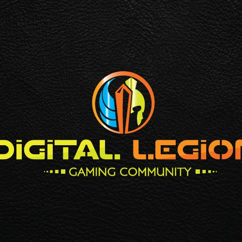Digital Legion gaming community logo
