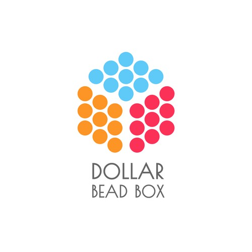 Logo for Dollar Bead Box