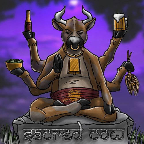 Sacred Cow Beer