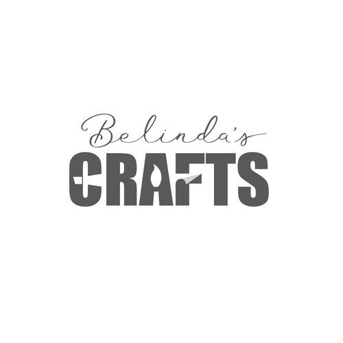 Looking for a modern creative logo for my craft business.