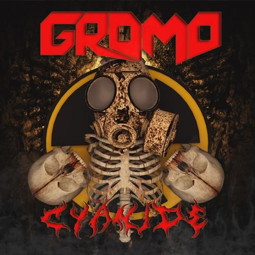 ENTRY FOR GROMO ALBUM DESIGN