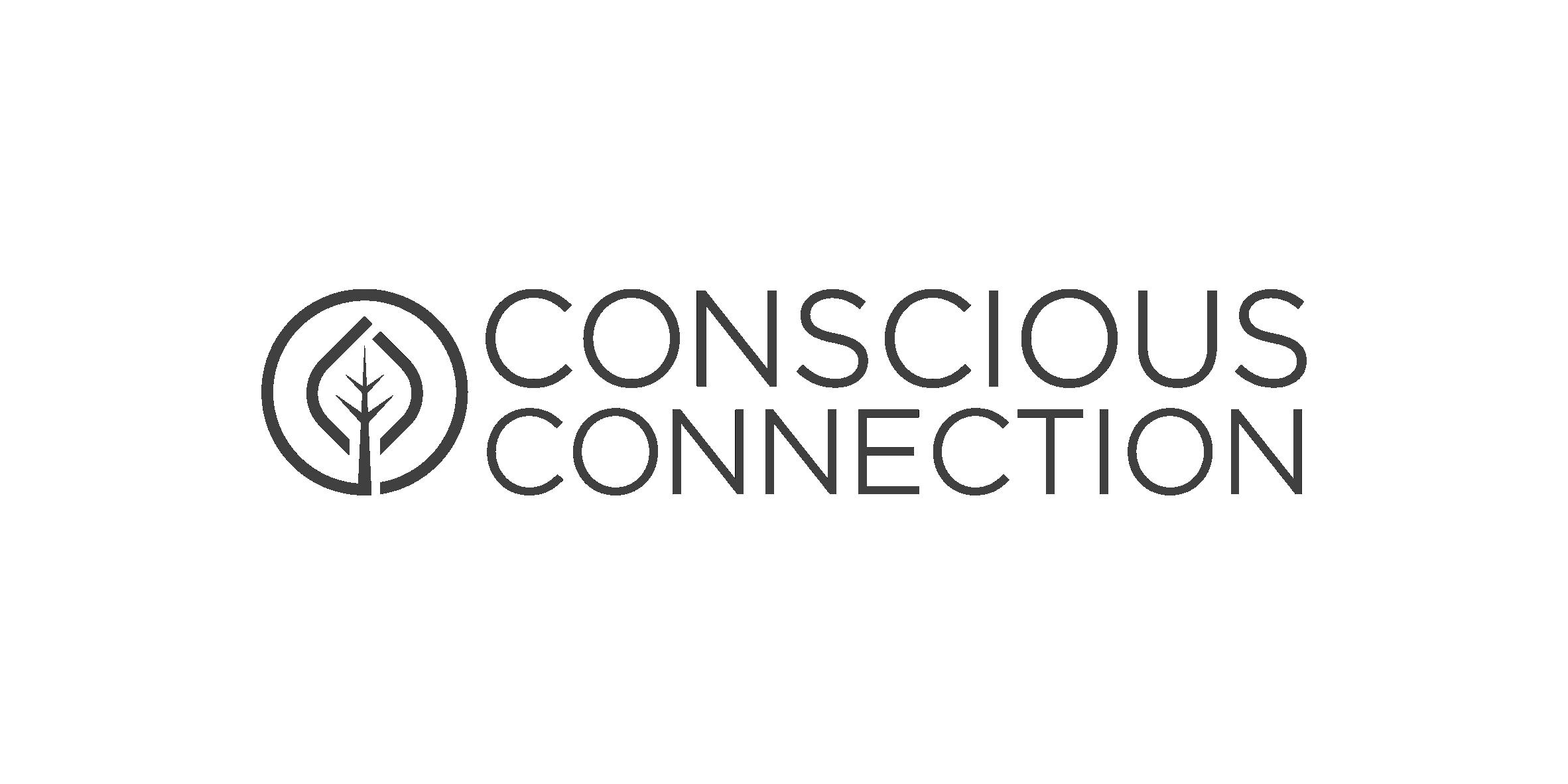 Conscious Connection Magazine needs a sleek & radically fresh logo
