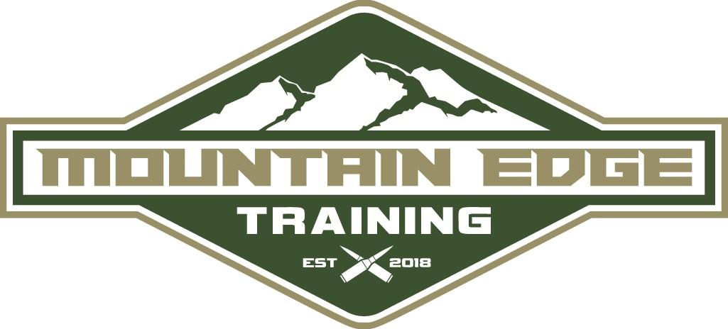 Sniper training logo for Mountain Edge Training