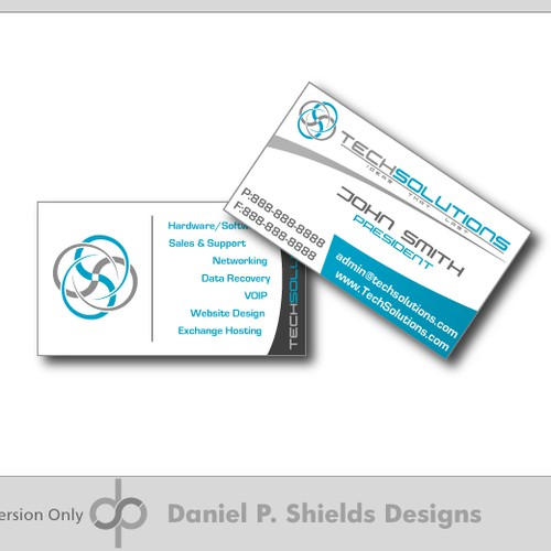 $250 Professional Logo/Business Card needed for Computer Consulting Company