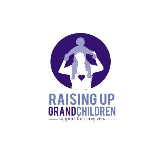 Create the next logo for Raising up GRANDchildren