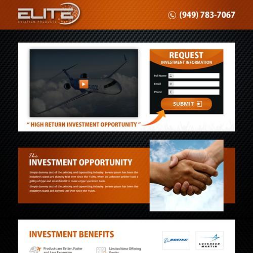 Investment Service Design