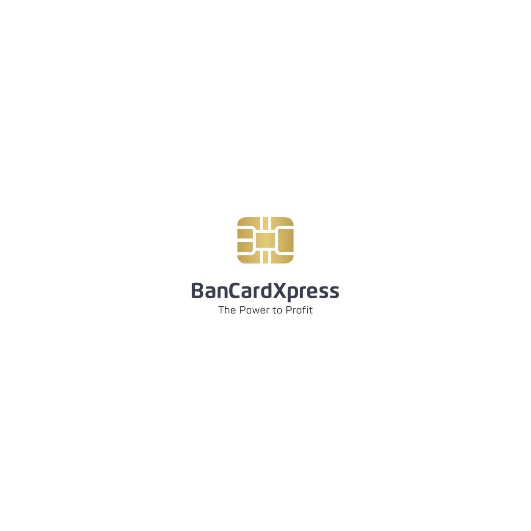 BanCardXpress - Modern. Abrstact. Clean Lines. Letter Mark Logo.