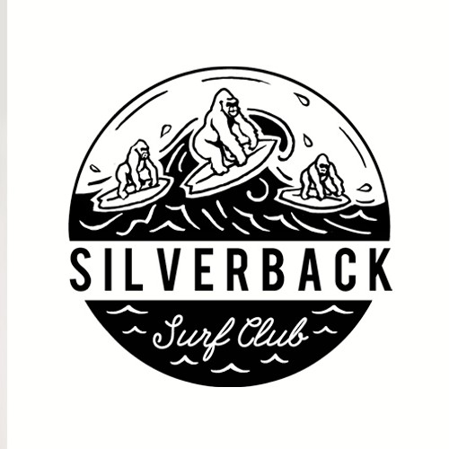 LOGO DESIGN for a Surf Brand