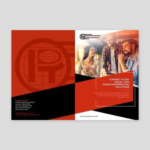 Brochure Design BiFold
