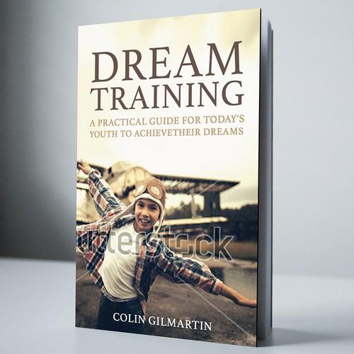 Create an Inspiring Book Cover for Dream Training