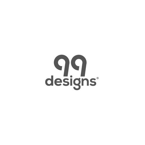 99 Designs Logo