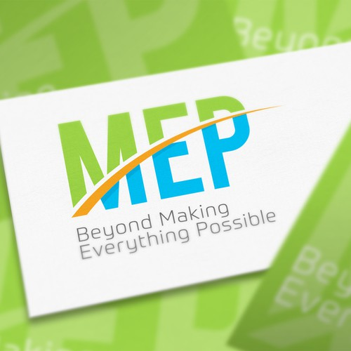 MEP logo.