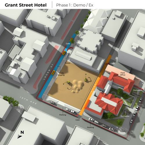 Grant Street Hotel