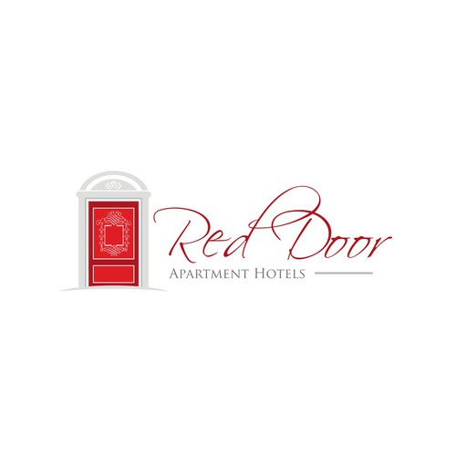 New logo wanted for Red Door Apartment Hotels