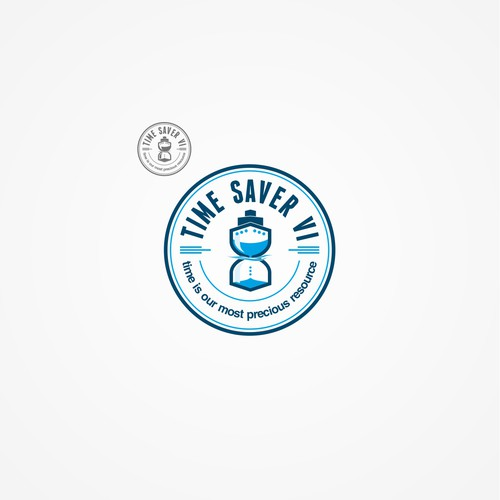 Bold Logo for Time Saver VI