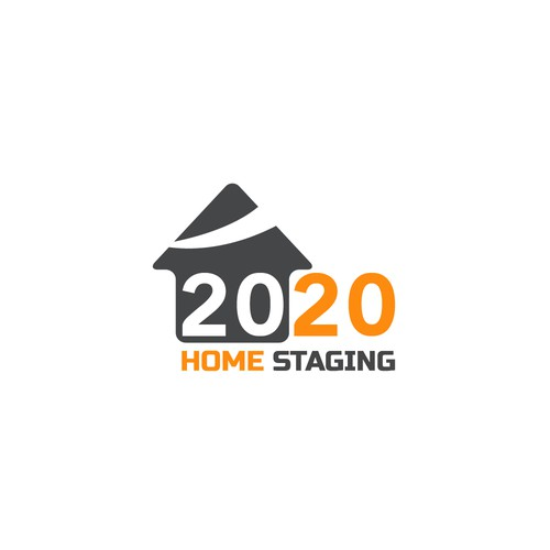 2020 Home staging logo