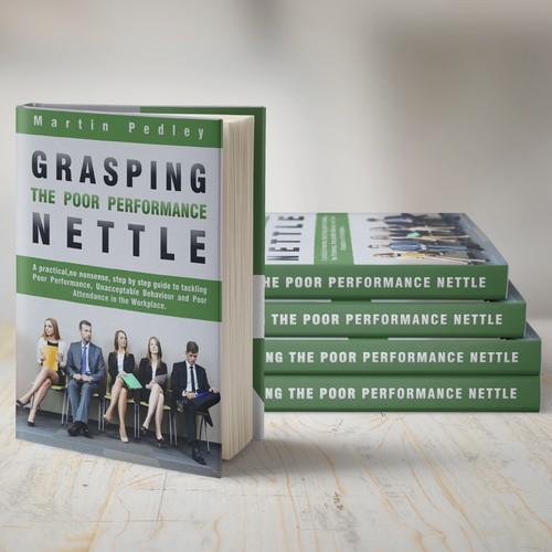 Calling all HR/Leadership development book cover designers, NEED something professional/impactfull