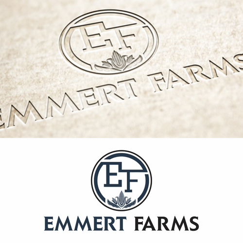 logo for Emmert Farms