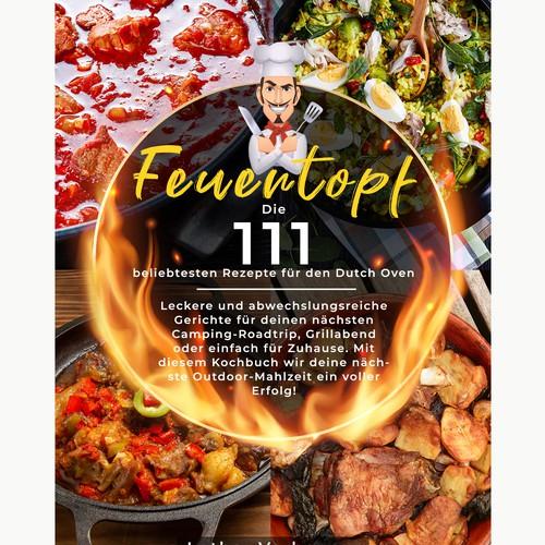 Cover für ein Dutch Oven Sachbuch