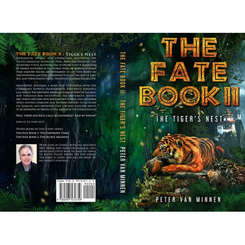 """The Fate Book II: The Tiger's Nest"" by Peter Van Minnen"