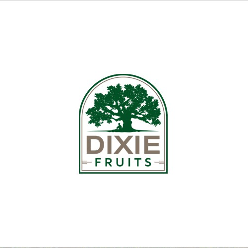 Logo for a Retail Edible Nursery