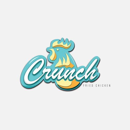 Crunch Logo Example