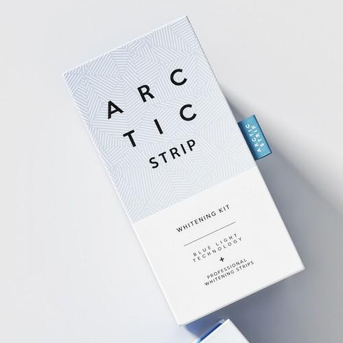 Clever & inspiring packaging for Teeth Whitening Kit