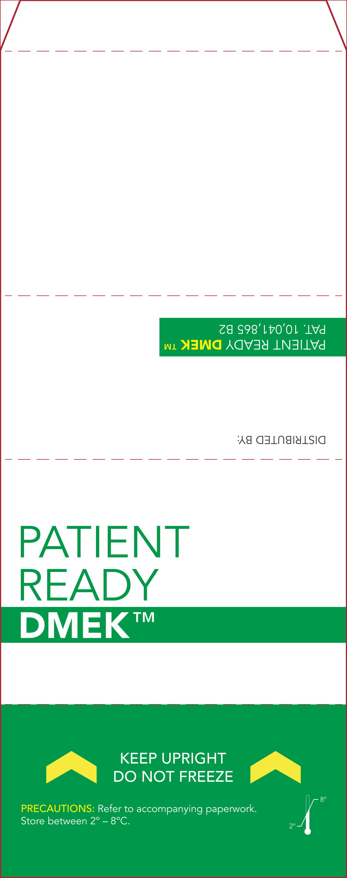 additional Patient Ready sleeve option