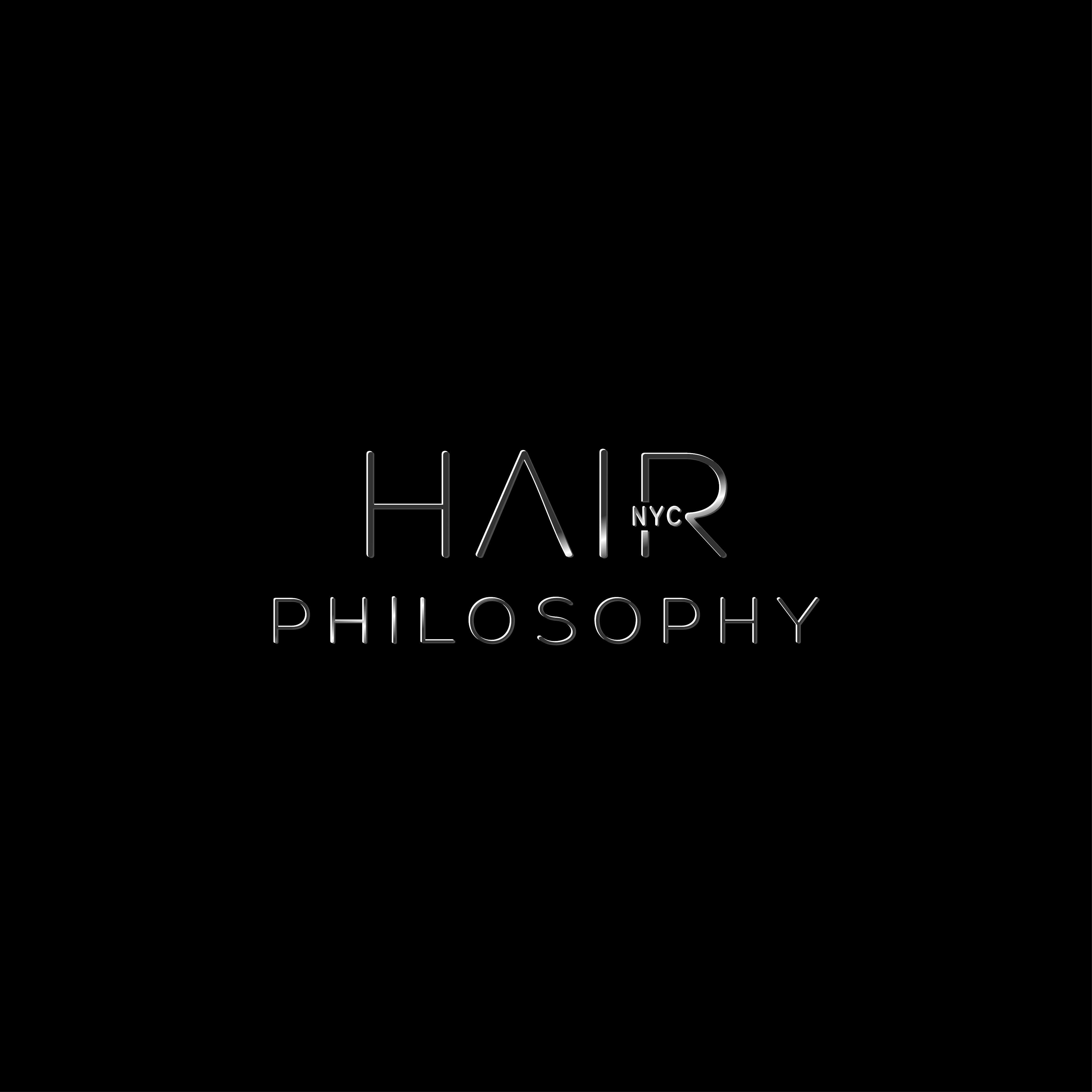 Hair Philosophy needs a high end elegant new logo.