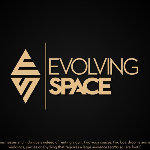 Evolving space Logo